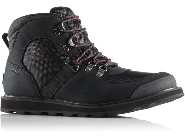 Sorel M's Madson Sport Hiker Shoes Black